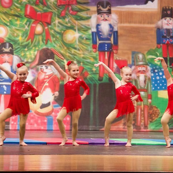 dance school performances