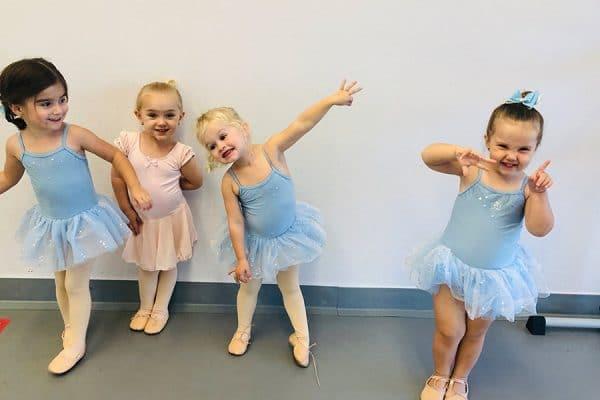 performance dance company McKinney