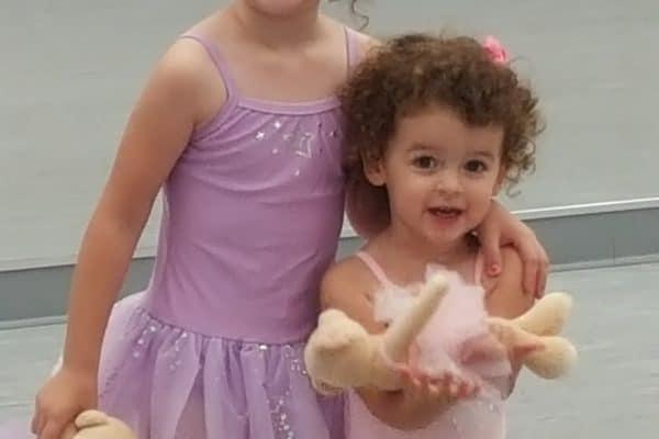 dance class ages 3-6